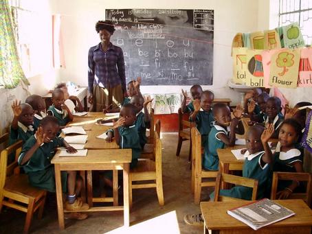 Concert for Maria's Care School in Uganda