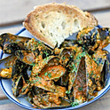 Mussels & Tomato