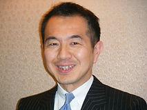 清水先生の顔写真