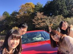 箱根ドライブ