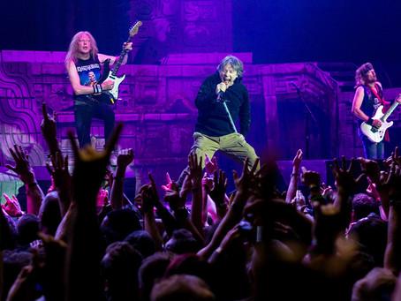 Iron Maiden odštartujú jeseň novým albumom