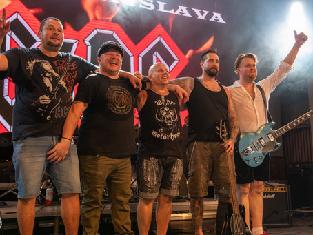 AC/DC revival Bratislava a KorHell prikúrili InParku
