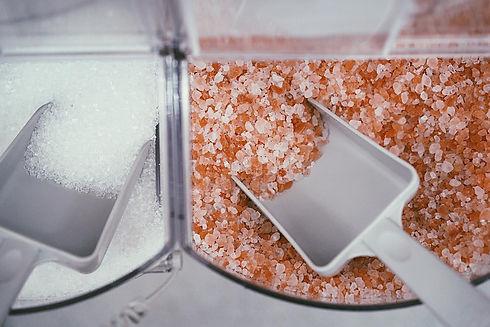 Himalayan Pink Salt and Epsom Salt Refills
