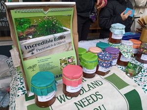 Incredible Edible Prestwich and District - Find Out More!