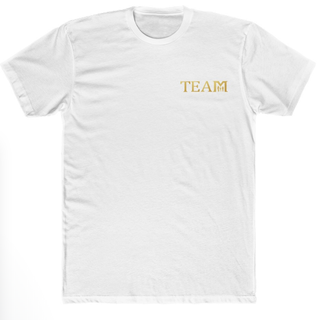 TEAM T-Shirt White - SAMPLE