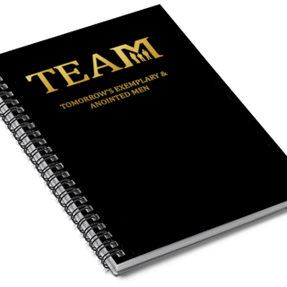 TEAM Student Journal - SAMPLE