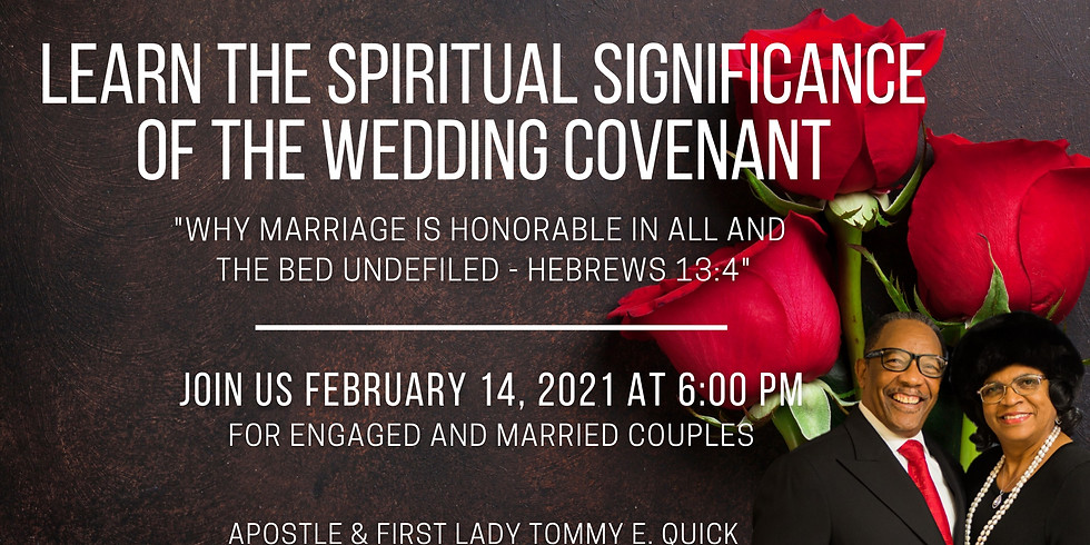 The Significance and Power of Marriage Covenant