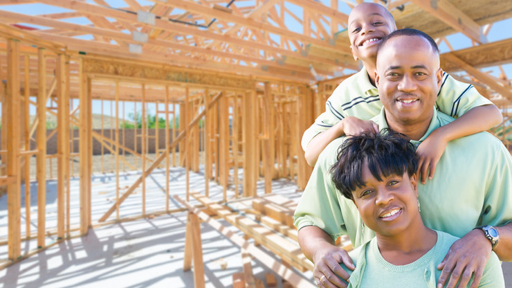bigstock-Young-African-American-Family--