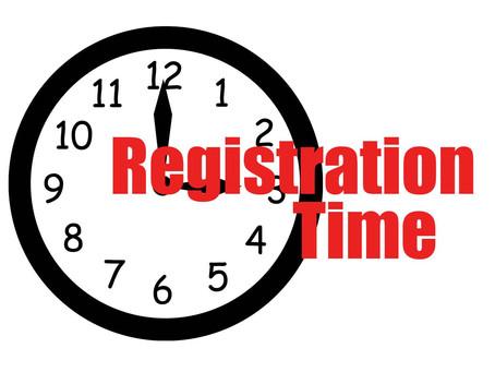 2019-2020 Registration