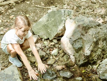¿Por qué es importante que los niños pasen más tiempo en la naturaleza?