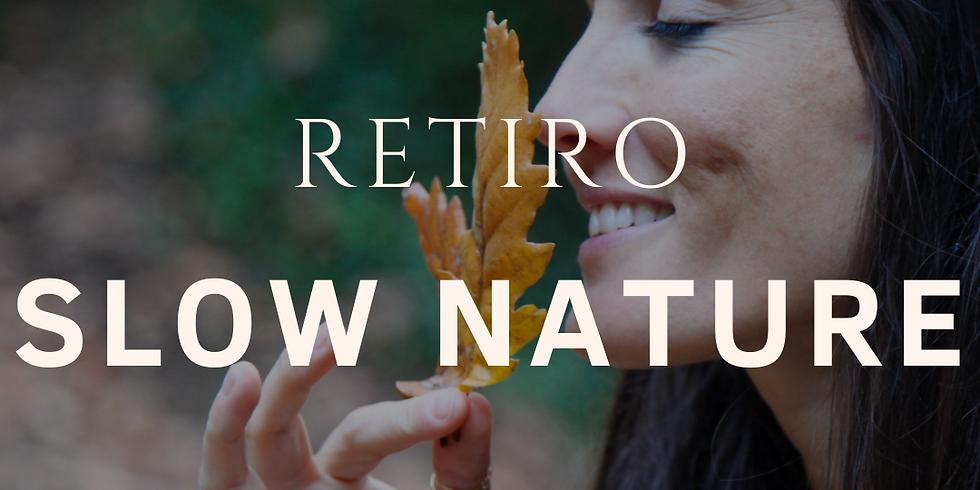"""Retiro """"Slow Nature"""" reconecta con tu esencia"""