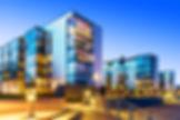 prédio de apartamentos