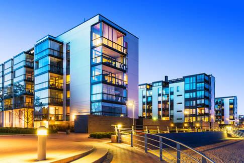 Bewertung von großvolumigem Miet- & Eigentumswohnungsbau