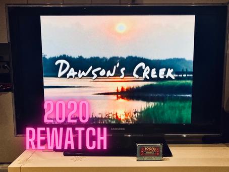 My Fraught Return to Dawson's Creek