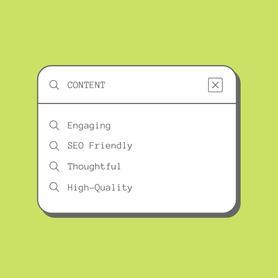 Web Content Samples