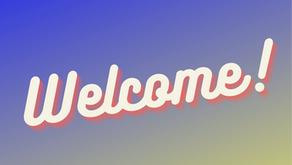 Welcome Dear Reader!