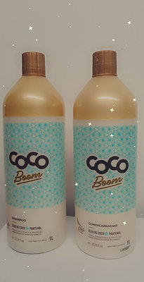 Zap Coco Boom Keratine behandeling & haar verzorging 2x1L