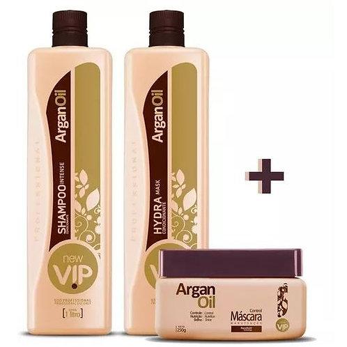 Argan Olie Braziliaans keratine behandeling formol vrij +mascara onderhoud 300g