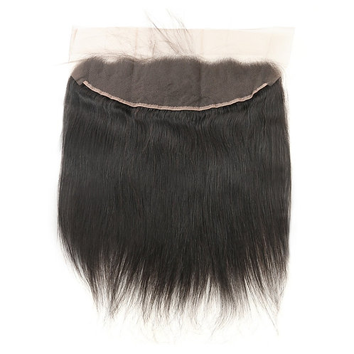 Straight Human Hair 13*4 HD Frontal 16inch/40,6cm  150% Density