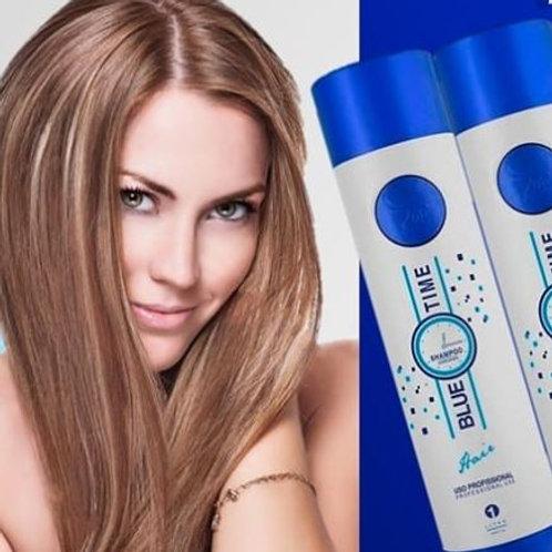 ZAP Blue Time Shampoo Formolvrij 1L