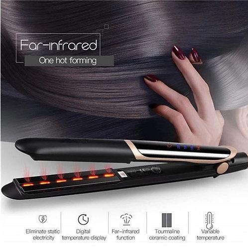 Kemei Stijltang Hair Dryer Straightener Curler Professional iron