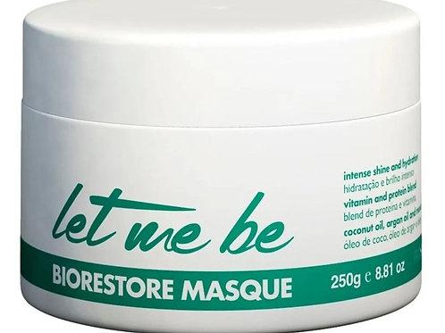 Mascara Biorestore Ultra Hidratante Let Me Be 250g 8.81oz