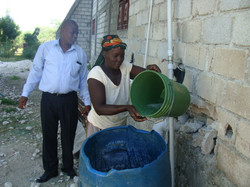 Local Receiving Clean Water