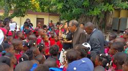 Teaching in a Haitian School Called Moody Grammar