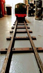 Miniature Railway Workshop Jubilee portable track