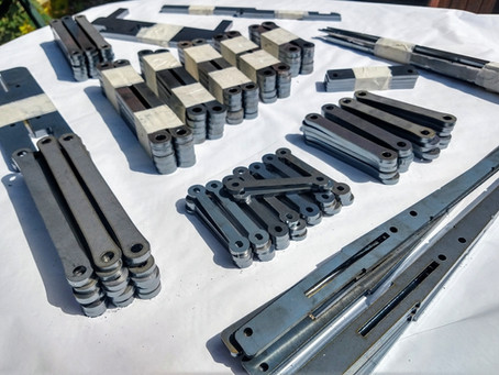 Coupling bars and much more back in stock