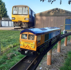 Pacer unit 55831 to be used as society HQ