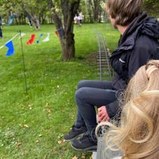 Train rides this weekend at Redfox!