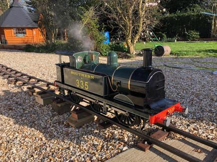 Southern R1 0-6-0 Tank loco 7 1_4 gauge