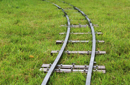 I-Curved Track panels
