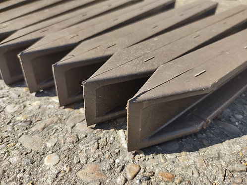 Stakes for Plasticwood Recycled Edging 380mm long (Pack of 10)