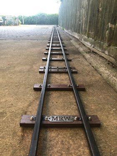 Miniature Railway Workshop Portable Track