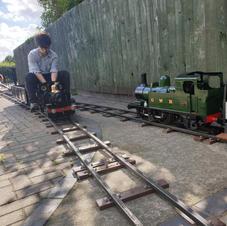 Dart and Titch OCS locomotives