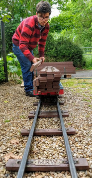 A Minimal Railway with a purpose.