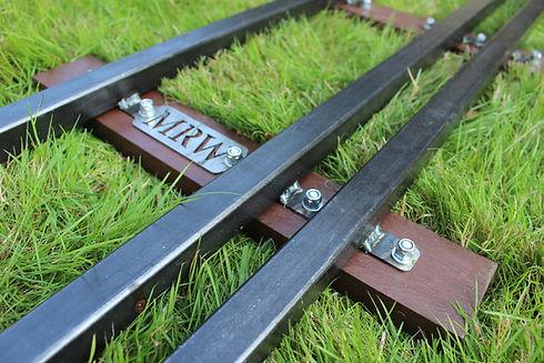 Multi Gauge track close up low rez