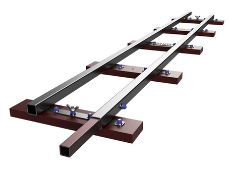5 Inch gauge track