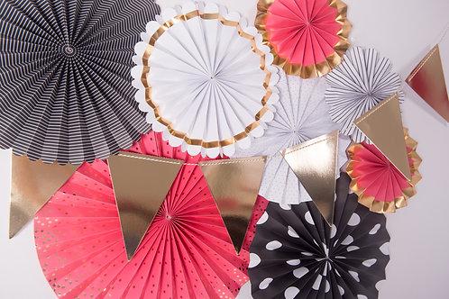 Fancy Paper Fans