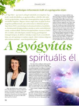 Természetgyógyász Magazin 2019. szeptemberi lapszám