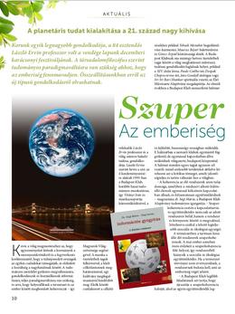 Természetgyógyász Magazin (10-11. oldal)