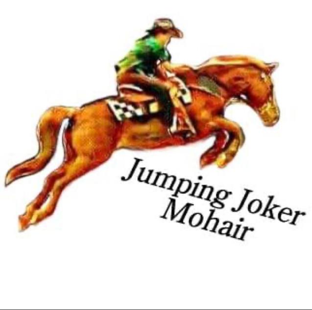 Jumping Joker Mohair