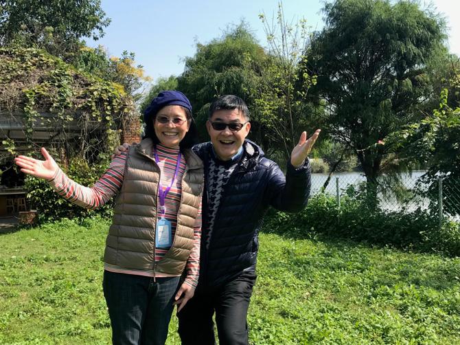 隨聖靈在台灣的帶領真幸福