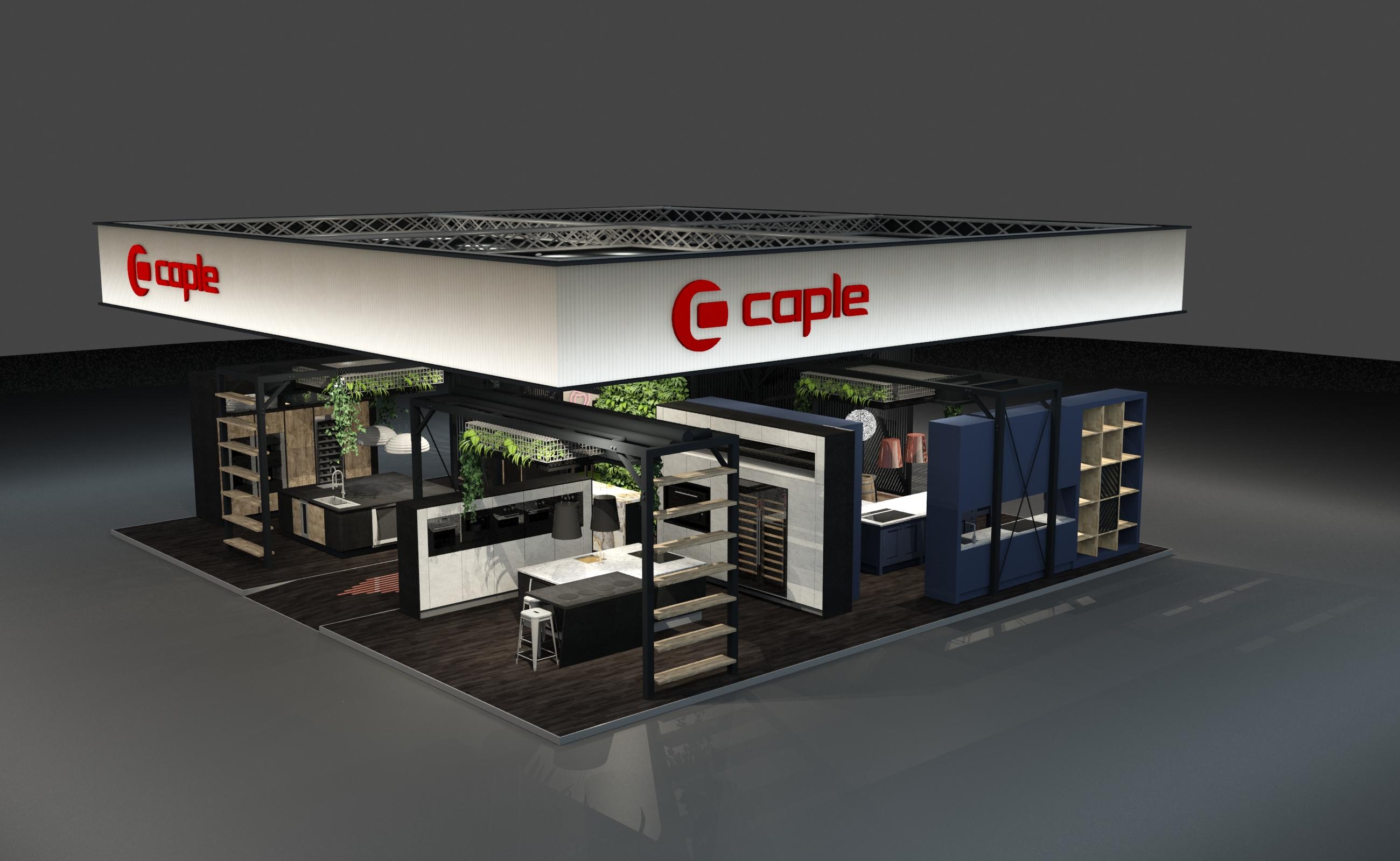 Caple KBB Stand 2018 - Silver_V1-0014