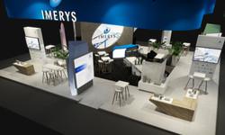 Imerys ECS 2019 Stand Design - Concept A