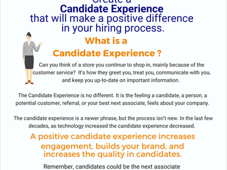 Create a positive Candidate Experience to make a big difference in your hiring