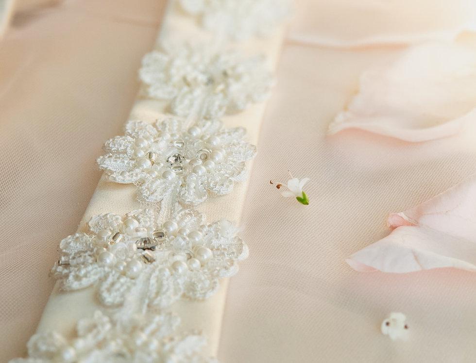 Daisy Bridal Belt