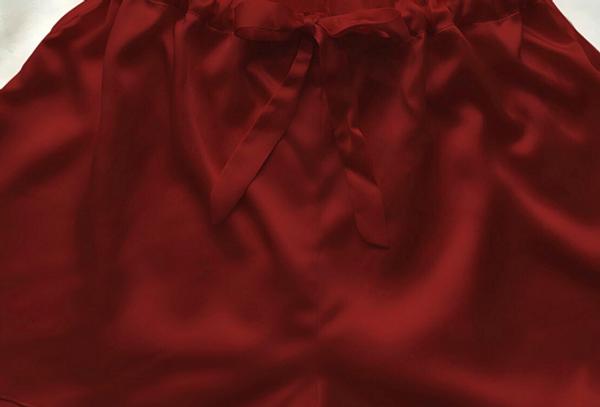 Valentine's Ladies Gift set  of 3 Silk Satin Boxer Shorts